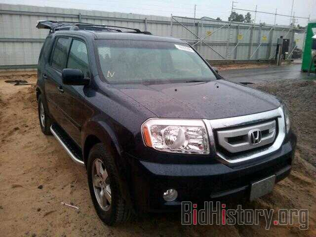 Photo 5FNYF3H57BB024433 - HONDA PILOT 2011