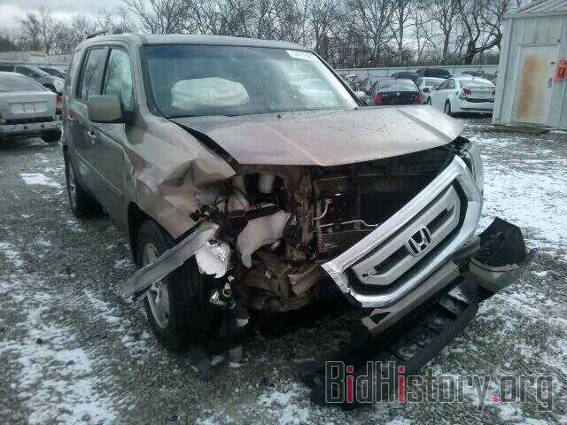 Photo 5FNYF4H65BB047238 - HONDA PILOT 2011