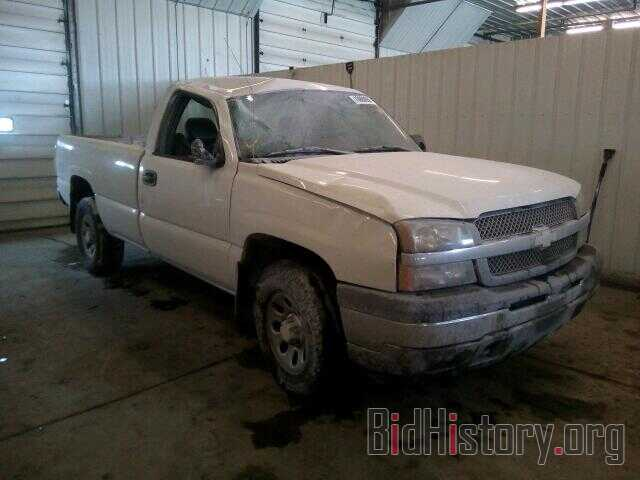 Photo 1GCEK14TX5Z230139 - CHEVROLET SILVERADO 2005