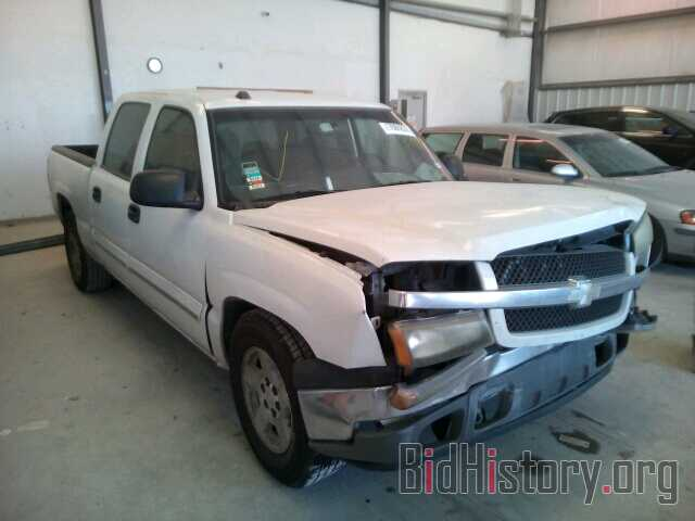 Photo 2GCEC13TX51374331 - CHEVROLET SILVERADO 2005