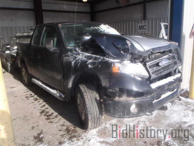 Photo 1FTRX14W08FB14774 - FORD F150 2008
