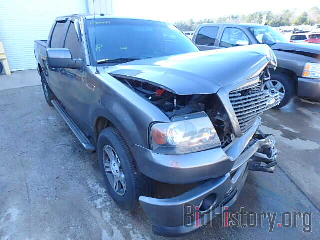Photo 1FTRW12W88KC28695 - FORD F150 2008