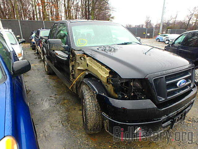 Photo 1FTRX12W48FC03959 - FORD F150 2008