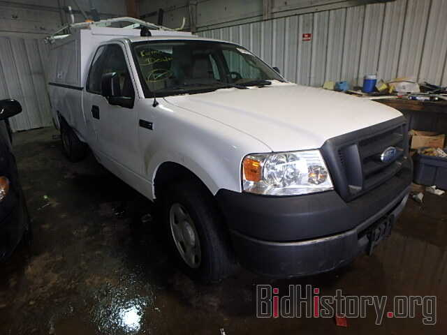Photo 1FTRF12298KB94988 - FORD F150 2008