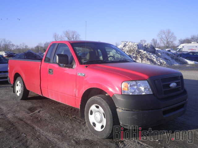 Photo 1FTRF12288KE35617 - FORD F150 2008