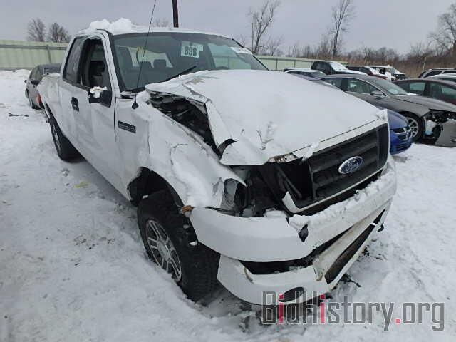 Photo 1FTRX14W48FB65338 - FORD F150 2008