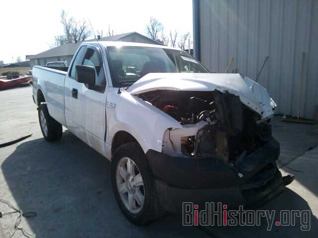 Photo 1FTRF14WX8KD09940 - FORD F150 2008