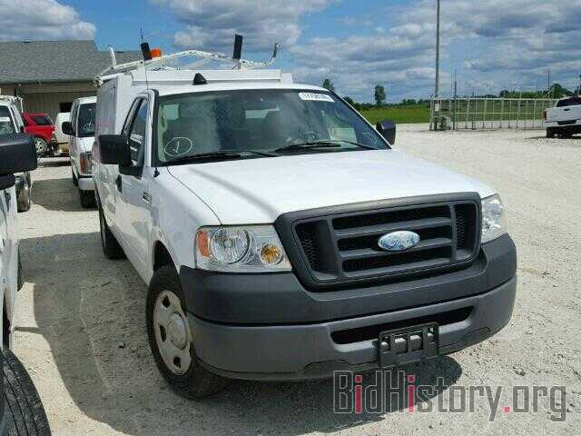 Photo 1FTRF12228KB94928 - FORD F150 2008