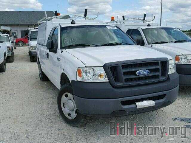 Photo 1FTRF12278KC10993 - FORD F150 2008