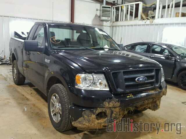 Photo 1FTRF12WX8KD27180 - FORD F150 2008