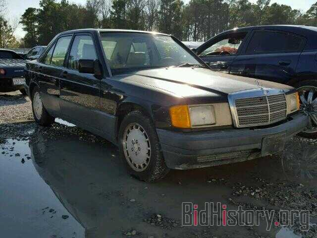 Photo WDBDA29D9NF876147 - MERCEDES-BENZ 190 1992