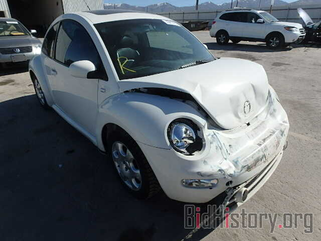 Photo 3VWCK21C53M411257 - VOLKSWAGEN BEETLE 2003