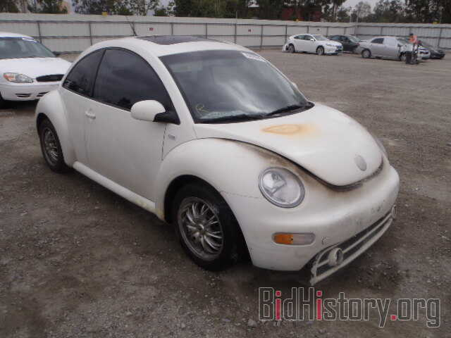 Photo 3VWCP21C53M422552 - VOLKSWAGEN BEETLE 2003