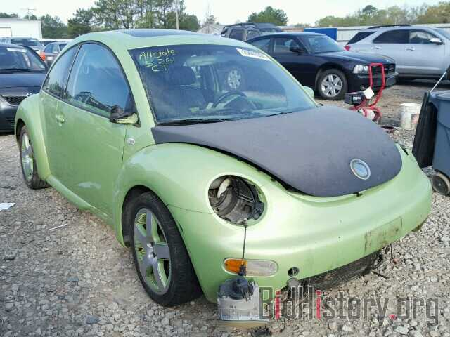 Photo 3VWCD21CX3M406842 - VOLKSWAGEN BEETLE 2003