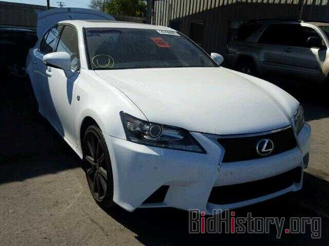 Photo JTHBE1BL6FA003736 - LEXUS GS350 2015