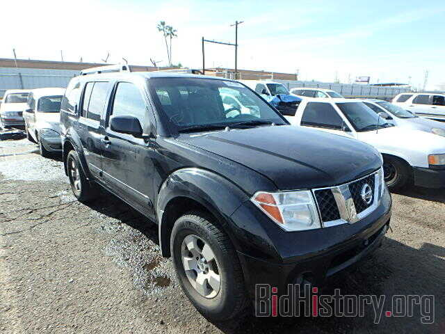 Photo 5N1AR18U27C631523 - NISSAN PATHFINDER 2007