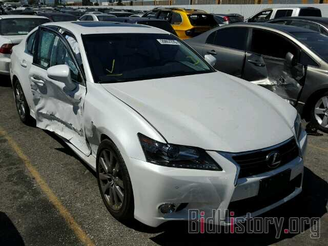 Photo JTHBE1BL1FA001795 - LEXUS GS350 2015