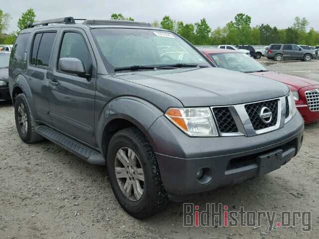 Photo 5N1AR18U57C622492 - NISSAN PATHFINDER 2007