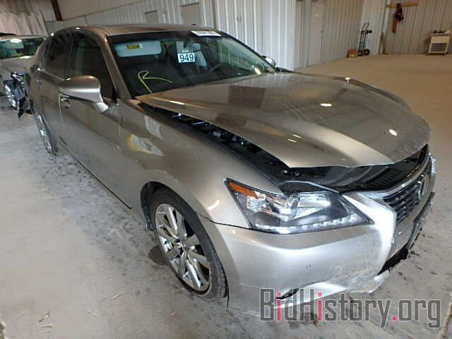 Photo JTHBE1BL3FA001409 - LEXUS GS350 2015