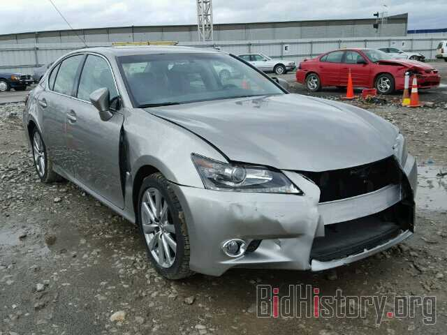 Photo JTHBE1BL5FA003419 - LEXUS GS350 2015