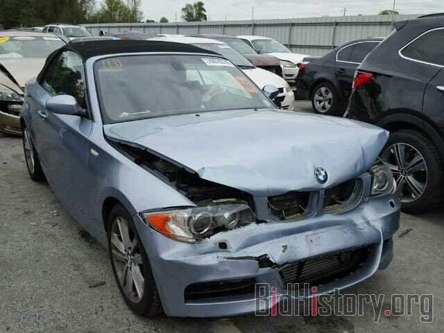 Photo WBAUN93548VF55398 - BMW 135 2008