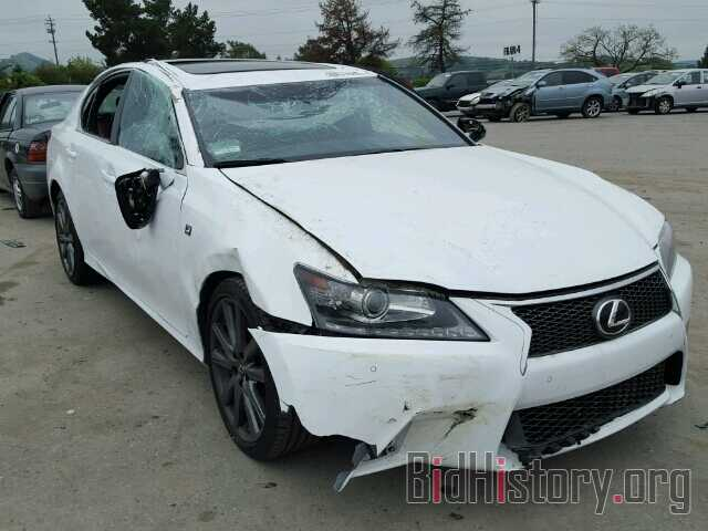 Photo JTHBE1BL1FA016376 - LEXUS GS350 2015