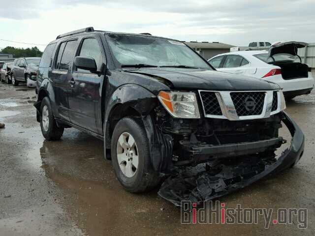 Photo 5N1AR18W07C603205 - NISSAN PATHFINDER 2007