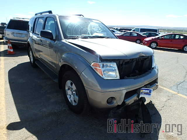 Photo 5N1AR18U87C634345 - NISSAN PATHFINDER 2007