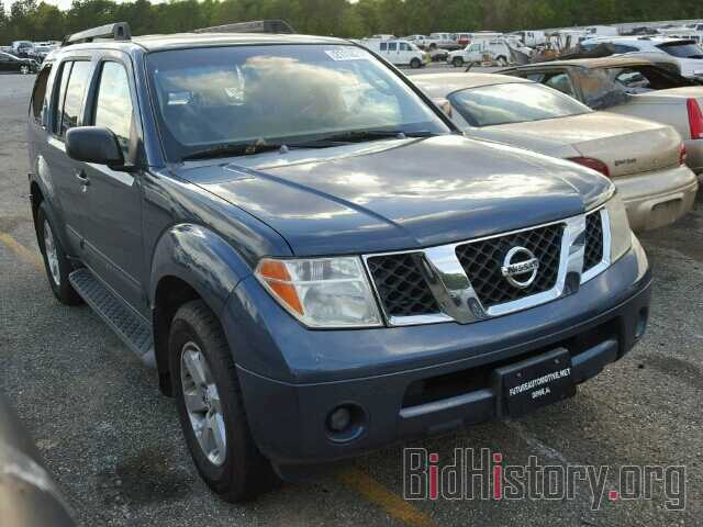 Photo 5N1AR18U17C618987 - NISSAN PATHFINDER 2007