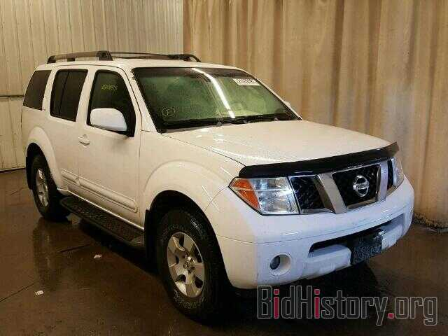 Photo 5N1AR18W87C600018 - NISSAN PATHFINDER 2007