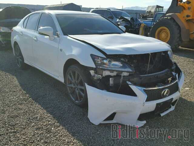 Photo JTHCE1BL3FA005755 - LEXUS GS350 2015
