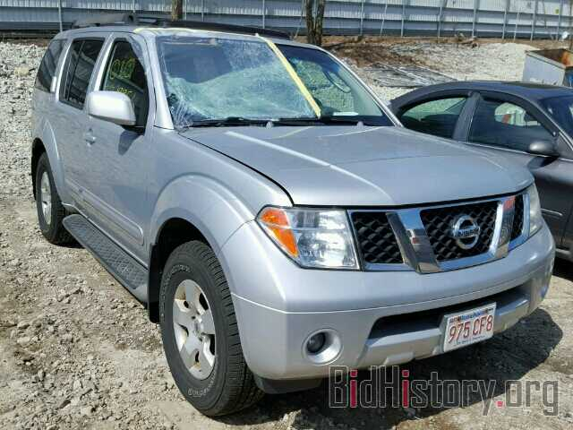 Photo 5N1AR18W57C617570 - NISSAN PATHFINDER 2007