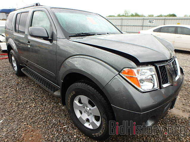 Photo 5N1AR18U37C613449 - NISSAN PATHFINDER 2007