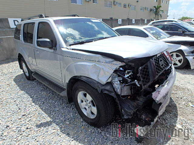 Photo 5N1AR18U37C643907 - NISSAN PATHFINDER 2007