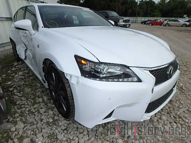Photo JTHBE1BL2FA002972 - LEXUS GS350 2015