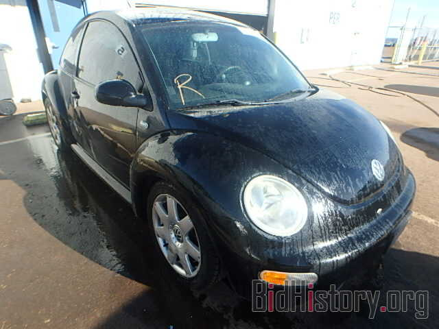 Photo 3VWCD21CX3M424001 - VOLKSWAGEN BEETLE 2003