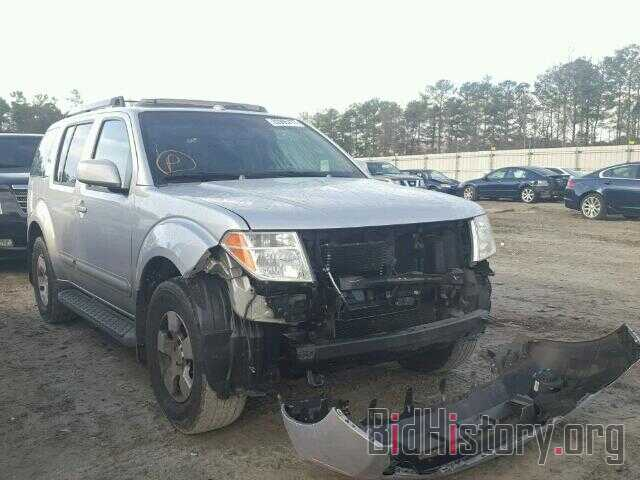 Photo 5N1AR18U67C604275 - NISSAN PATHFINDER 2007