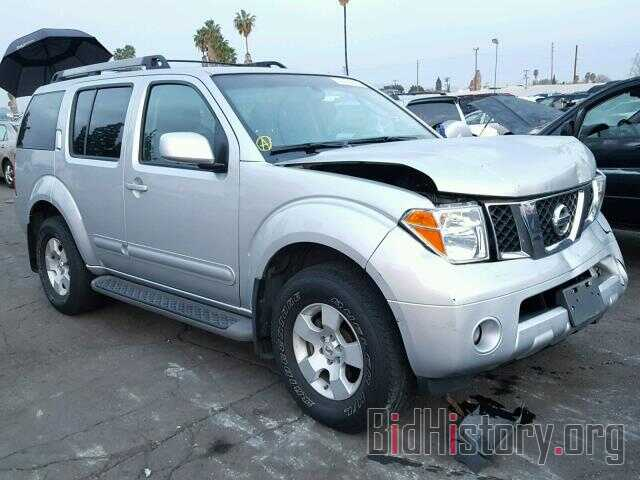 Photo 5N1AR18WX7C635918 - NISSAN PATHFINDER 2007