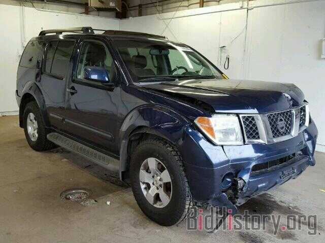 Photo 5N1AR18W27C627750 - NISSAN PATHFINDER 2007