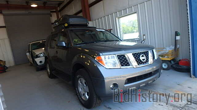 Photo 5N1AR18WX7C620769 - NISSAN PATHFINDER 2007