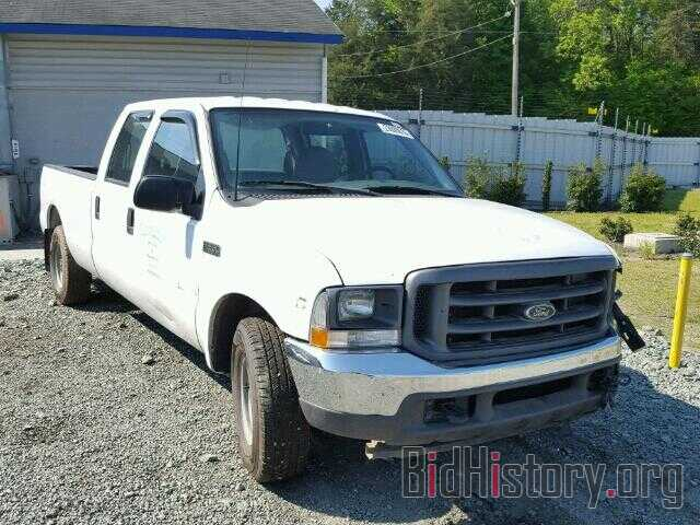 Photo 1FTSW30F02EB15443 - FORD F350 2002
