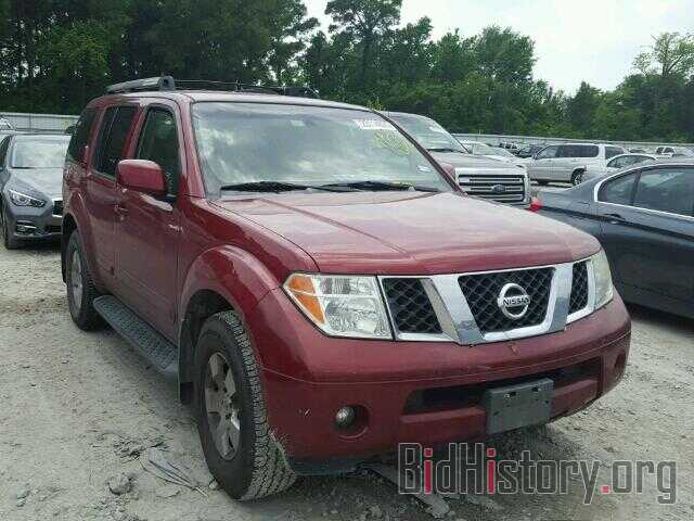 Photo 5N1AR18U77C621165 - NISSAN PATHFINDER 2007