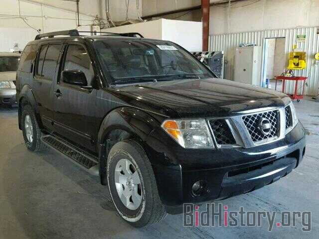 Photo 5N1AR18U87C629968 - NISSAN PATHFINDER 2007