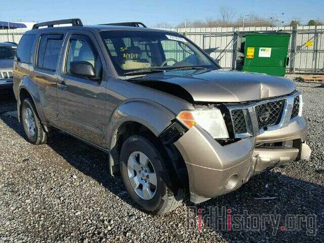 Photo 5N1AR18U57C632813 - NISSAN PATHFINDER 2007