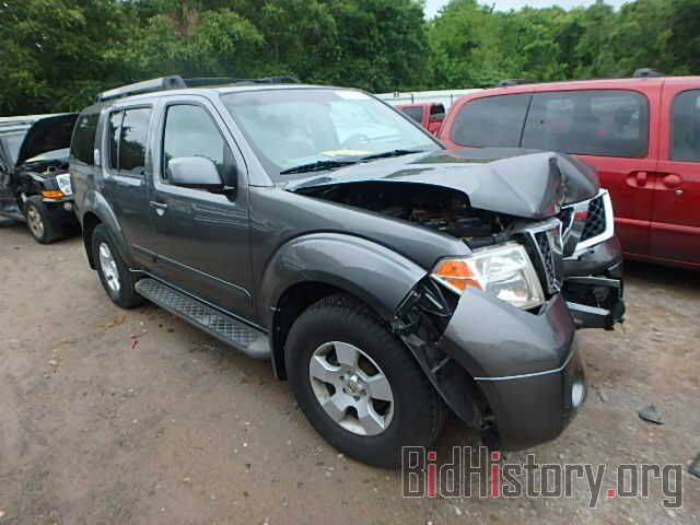 Photo 5N1AR18W57C601983 - NISSAN PATHFINDER 2007