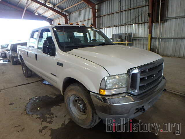 Photo 1FTSW30F22ED40107 - FORD F350 2002