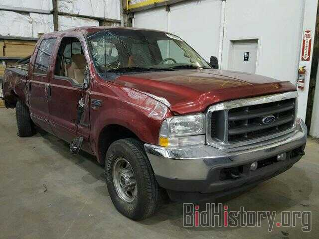 Photo 1FTSW31F02EB60686 - FORD F350 2002
