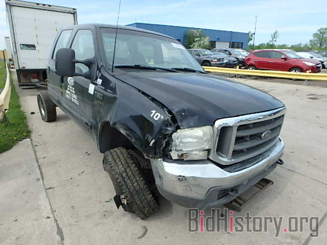 Photo 1FTSW31S72ED59604 - FORD F350 2002
