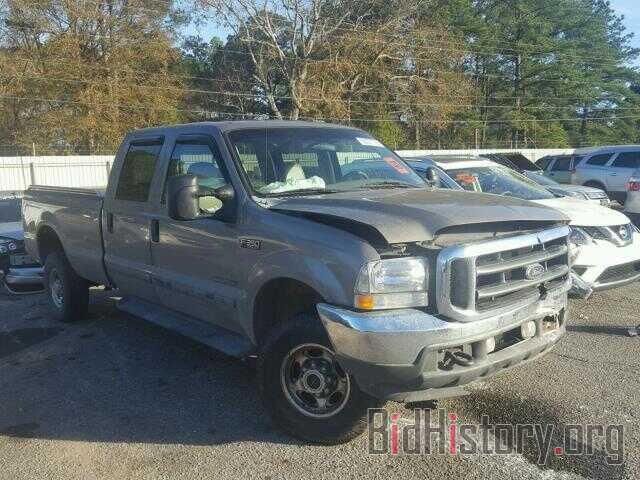 Photo 1FTSW31FX2EC09828 - FORD F350 2002