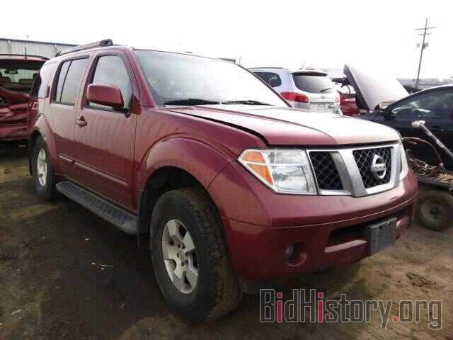 Photo 5N1AR18W17C646662 - NISSAN PATHFINDER 2007